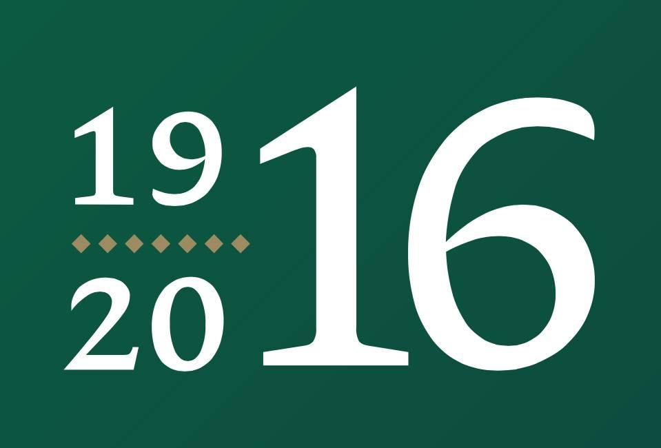 Ireland 2016 Logo