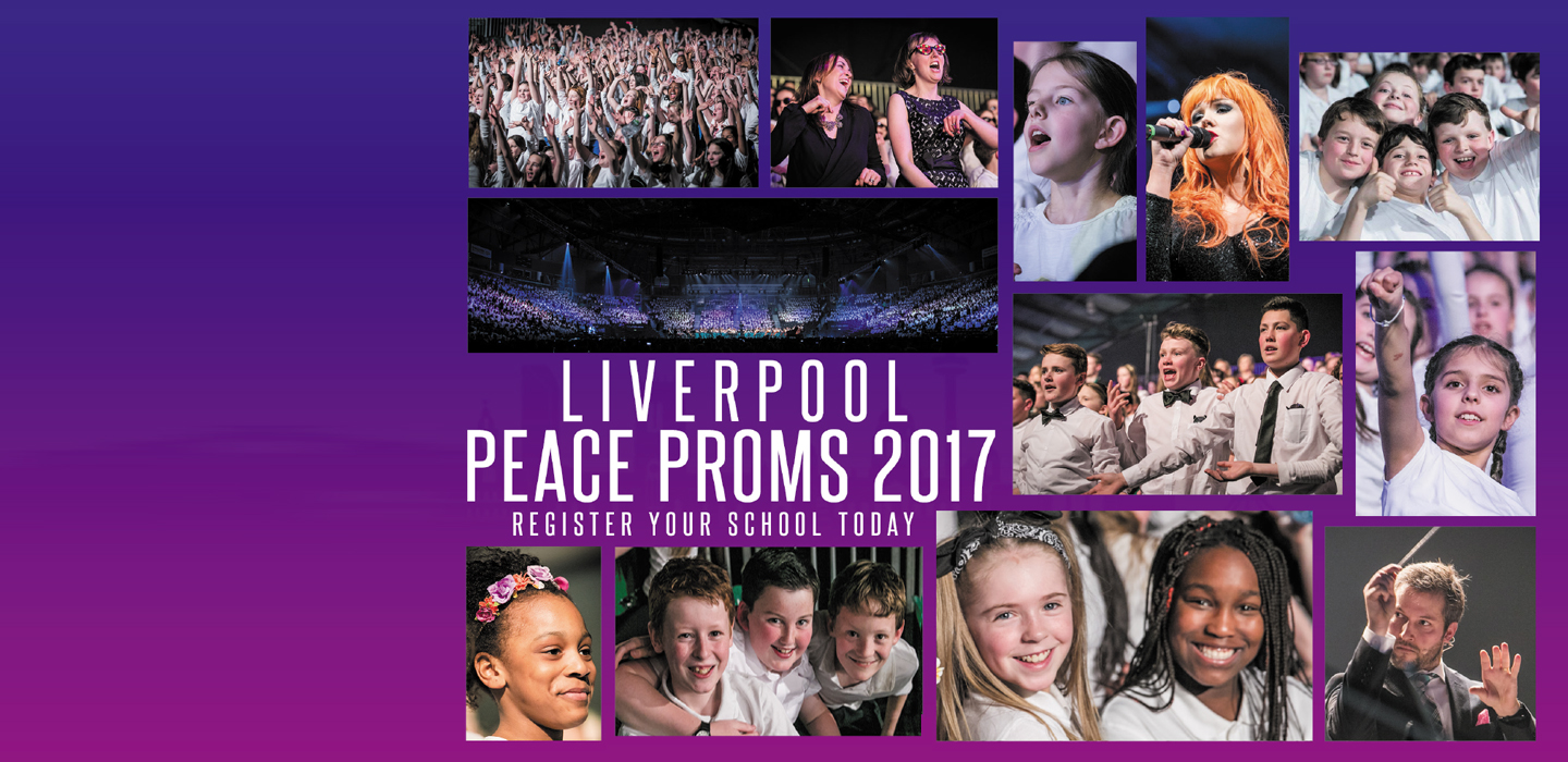 CBOI AnnouncesLIVERPOOL PEACE PROMS 2017