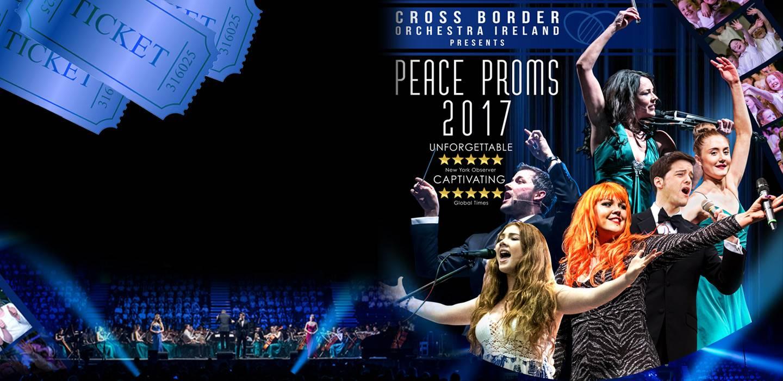 PEACE PROMS 2017TICKETS ONSALE NOW