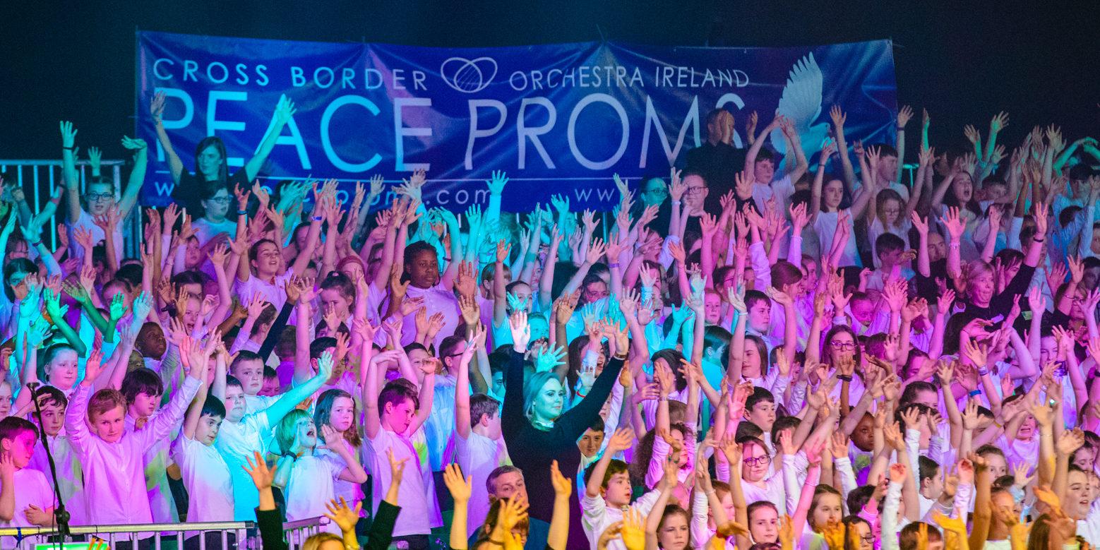 Peace Proms 2020 Announced – Cross Border Orchestra of Ireland